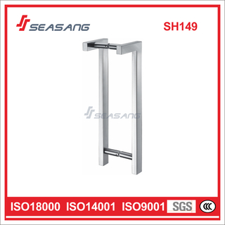 Stainless Steel Pull Handle Sh149
