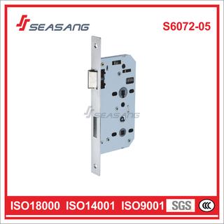 High Quality Stainless Steel Fireproof Door Lock, Bathroom Lock