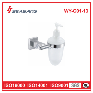 Wholesale Bathroom Accessories and Fittings Bathroom Square Soap Dispenser Holder WY-G01-13