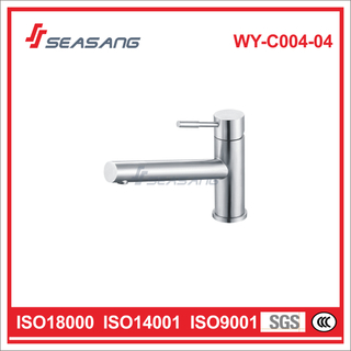 Stainless Steel Mixer Faucet for Kitchen Sink WY-C004-04