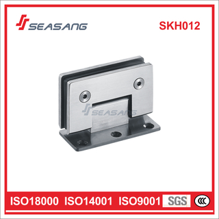 Shishang Hardware Glass to Wall 90 Degree Shower Door Hinge Skh012