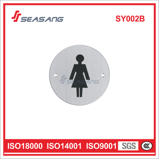 Stainless Steel High Quality Signage Sya002b