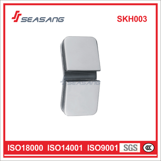Stainless Steel Connector Hardware Glass Shower Door Clip Skh003