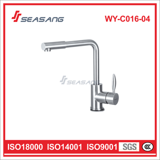 Stainless Steel Kitchen Bar Sink Deck Mounted Water Faucet WY-C016-04