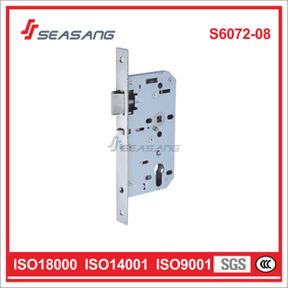 High Quality Stainless Steel Fireproof Door Lock, Classroom Lock