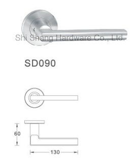 Stainless Steel Door Handle SD090