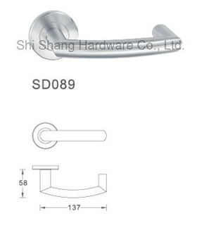 Stainless Steel Door Handle SD089