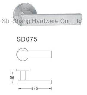 Stainless Steel Door Handle SD075